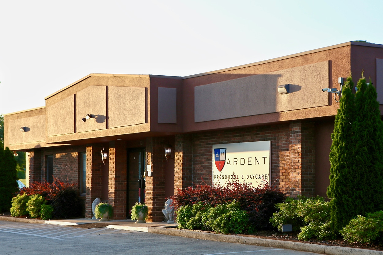 Ardent Preschool and Daycare of Exchange Place in Huntsville Alabama